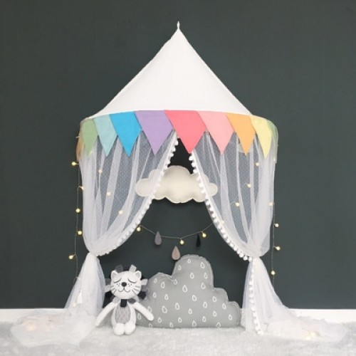 Bed Canopy Curtain Tent