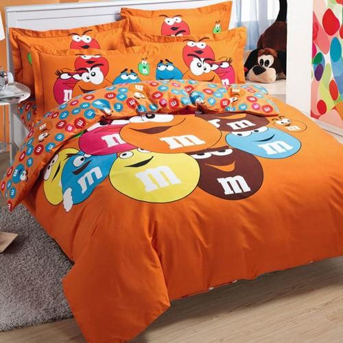m&m bedding