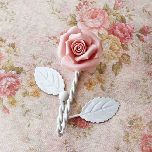 Pink Rose Hanger