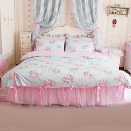 rose bedding. Black Bedroom Furniture Sets. Home Design Ideas