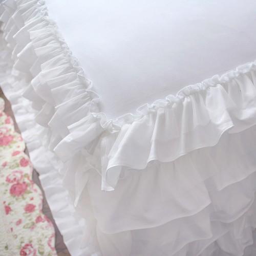 Ruffle Bed Skirt