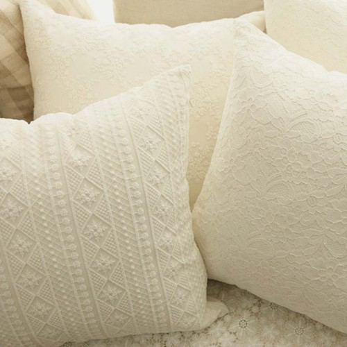 Lace Cushion Cover