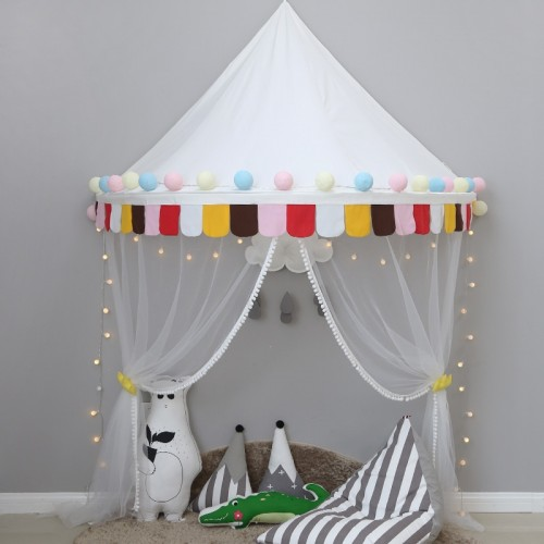 Bed Canopy Curtain