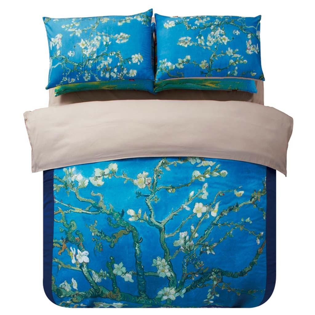 Almond Blossoms Bedding