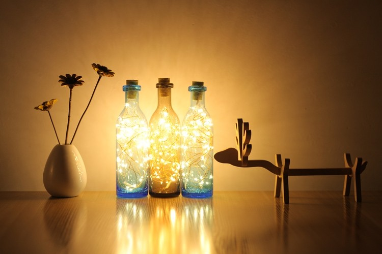 Game Night Glass Tables: Glass Night Light