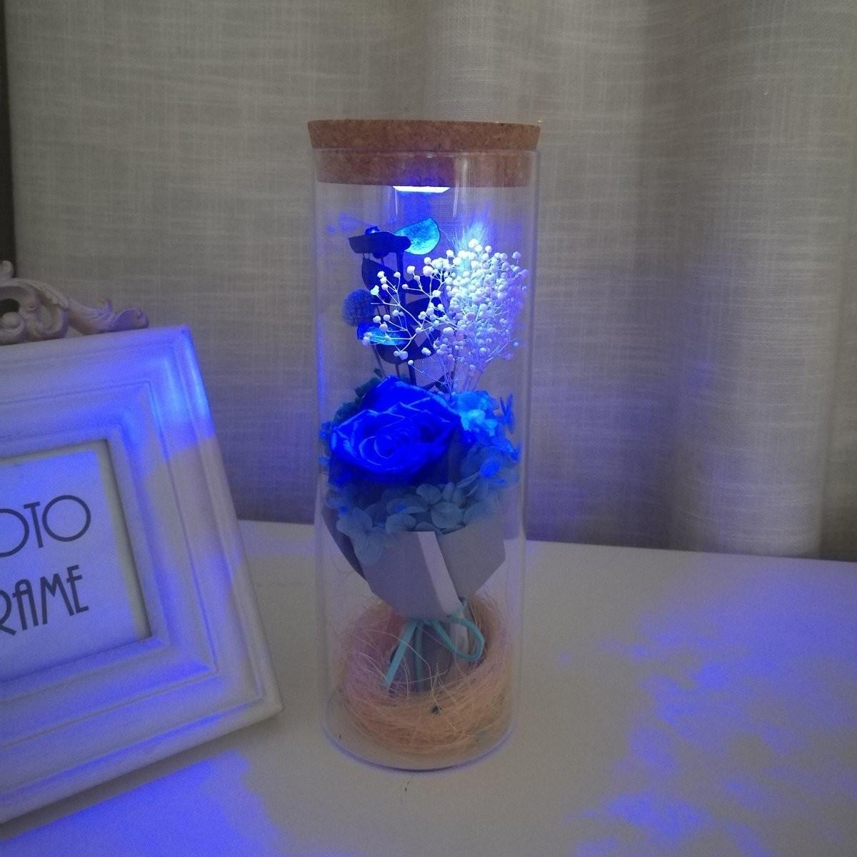 Glass Led Night Light