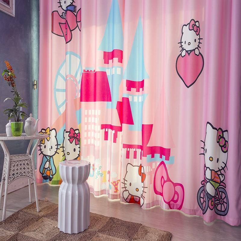 Hello Kitty Curtain