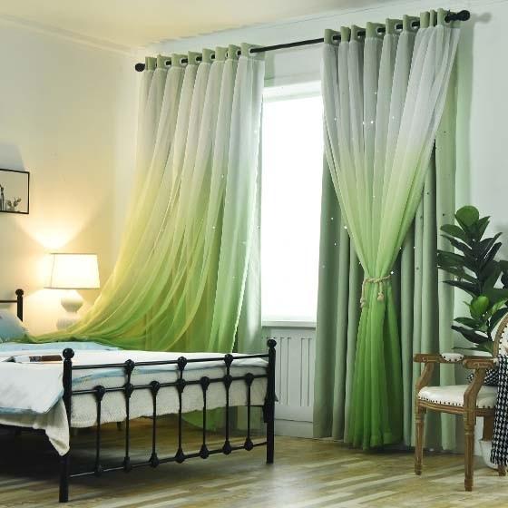 95 Curtains Blackout