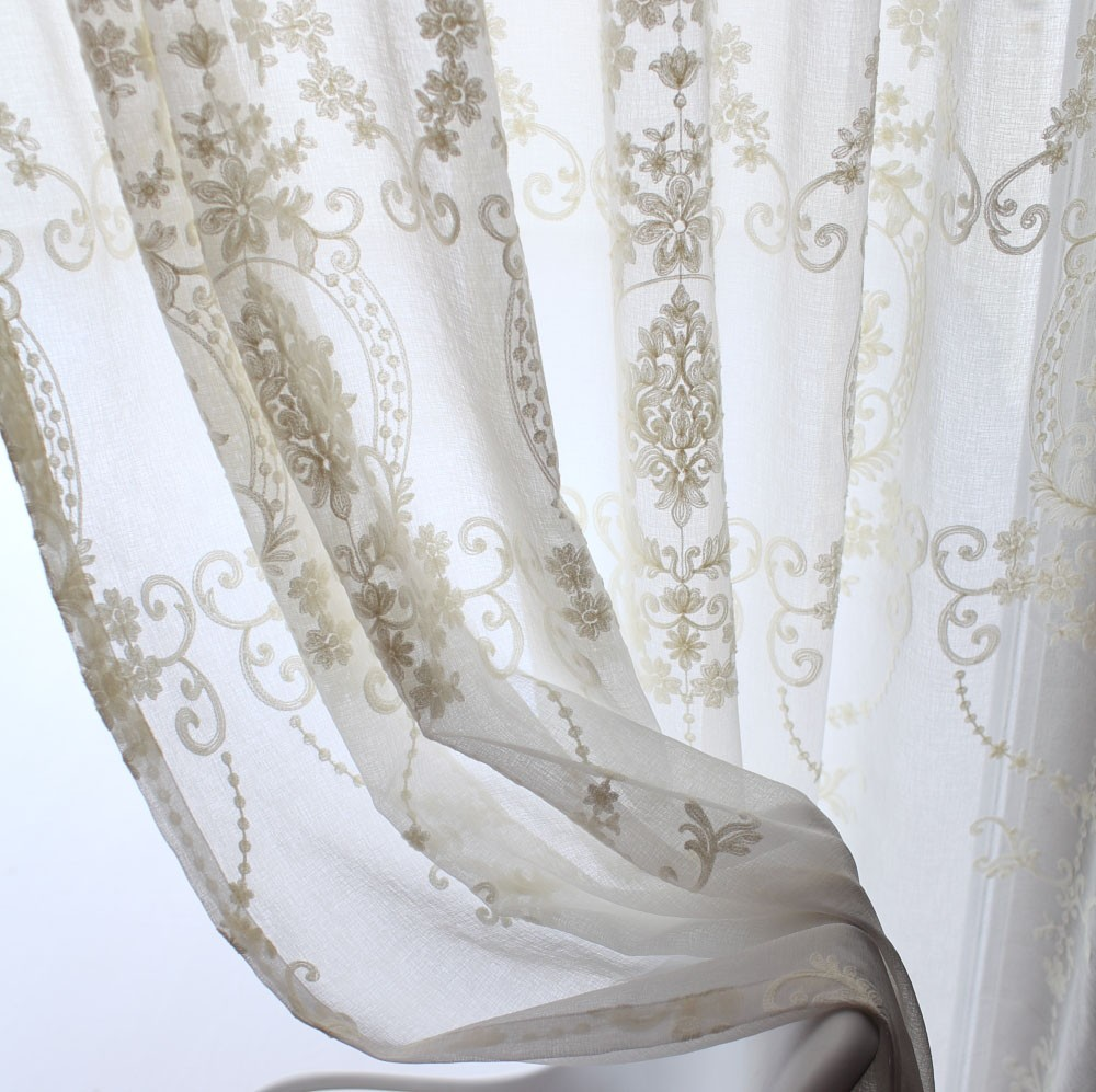 curtain exclusive room curtains walmart wide signature fabrics off white sheer grey double panel extra living layer