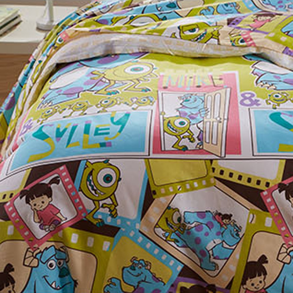 Monsters Inc Bedding