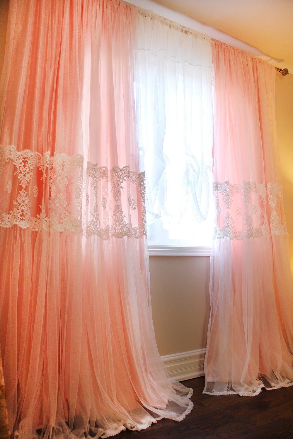 Panel Curtains Living Room