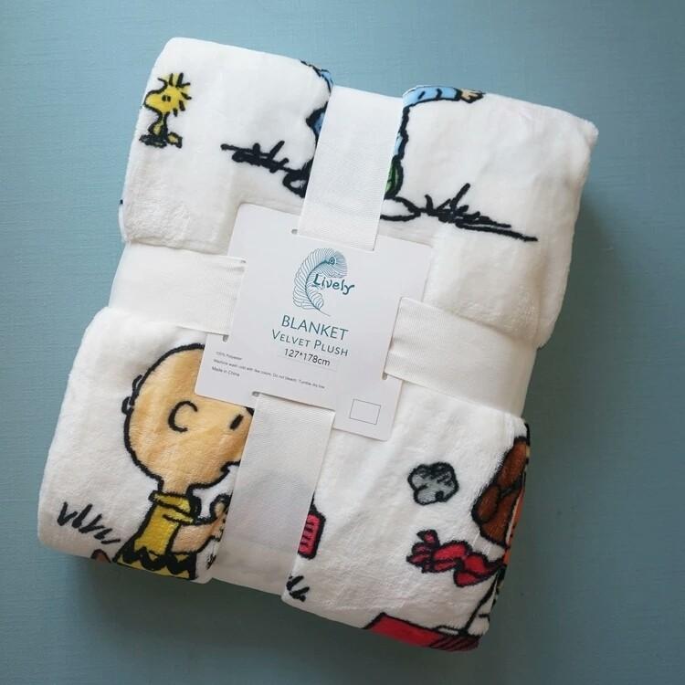 Snoopy Blanket