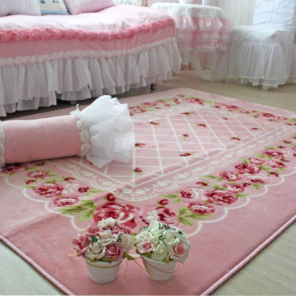 shabby chic rug. Black Bedroom Furniture Sets. Home Design Ideas