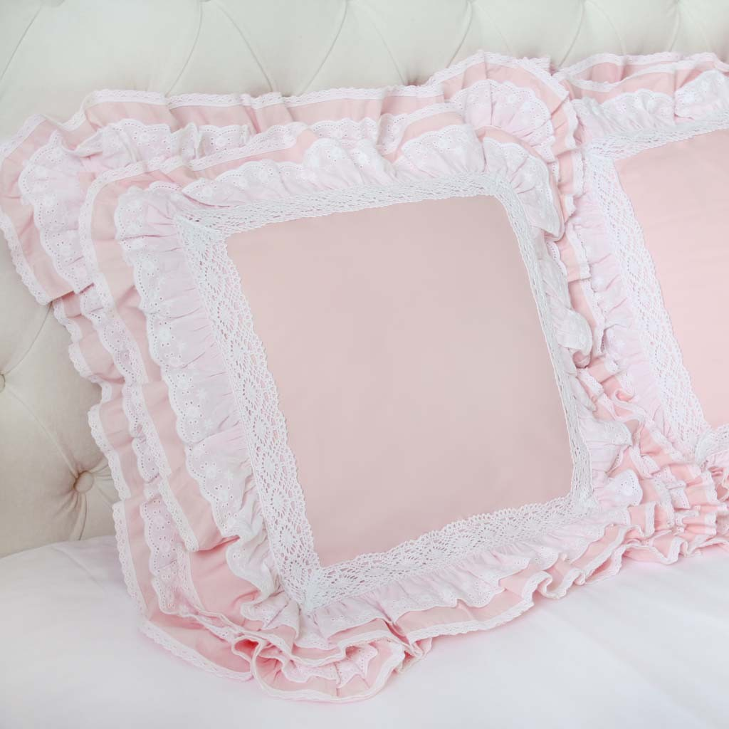 Lace Cushion