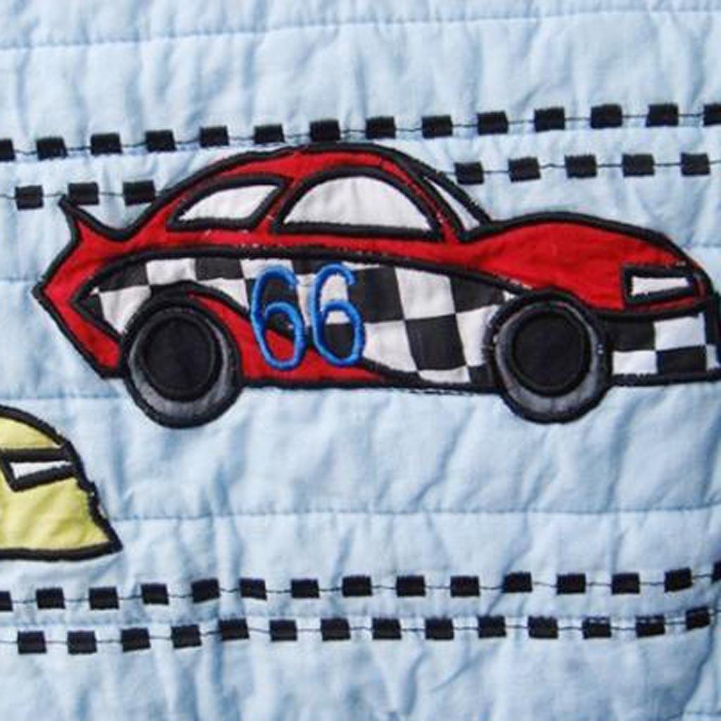 Boys Cars Quilt