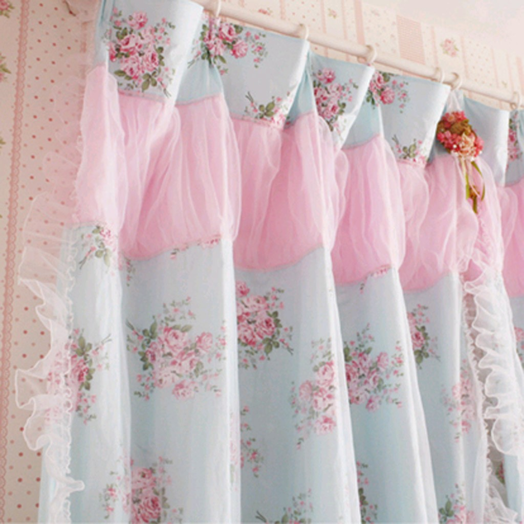 Rose Curtain