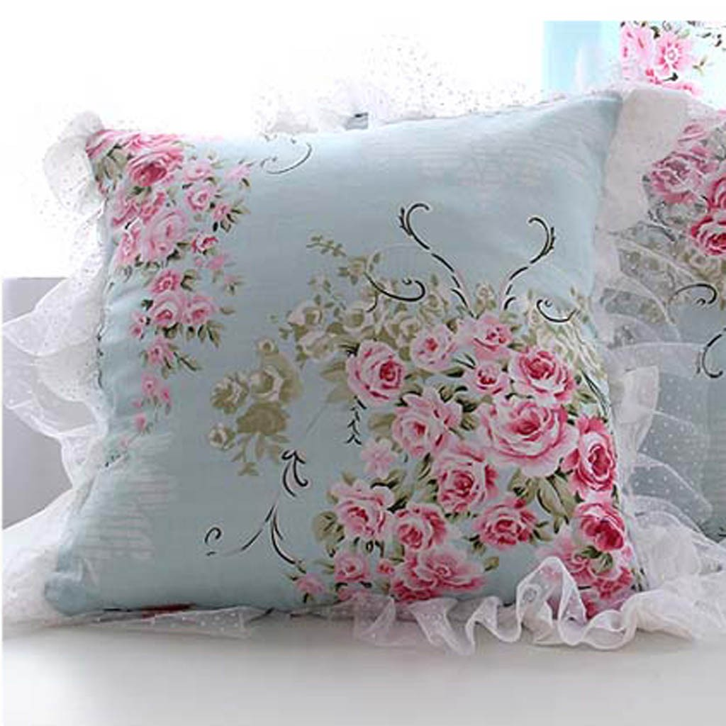 Ruffle Cushion