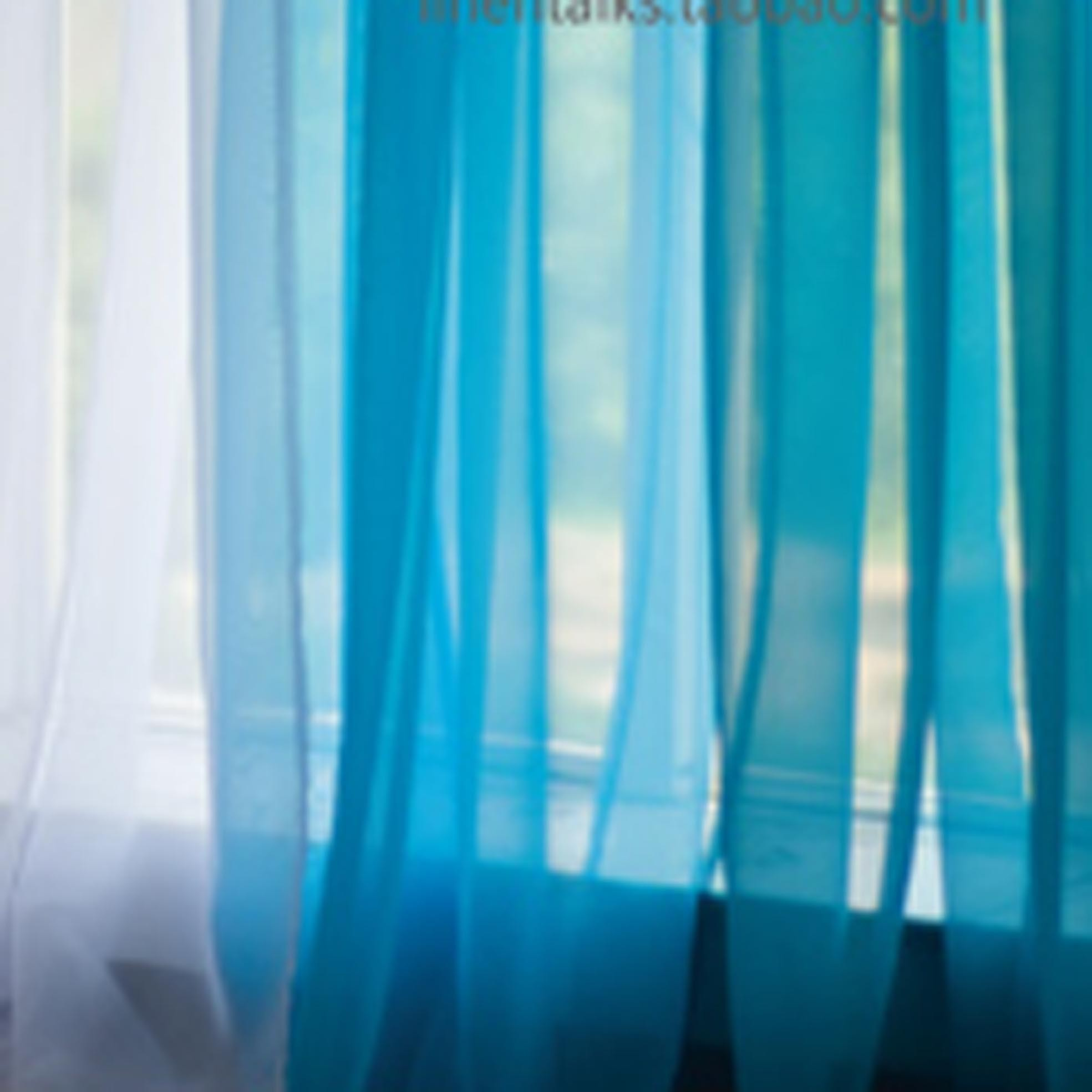 striped valance crushed coastal panels aqua drake sheer marvelous size grommet ideas blue light picture full kitchen aquaue of curtain curtains clearwater