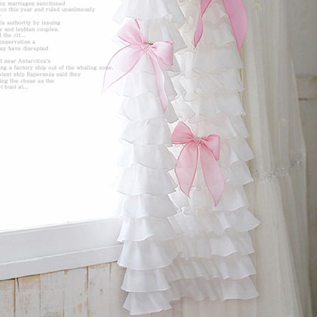 How To Make Waterfall Ruffle Curtains Curtain Menzilperde Net