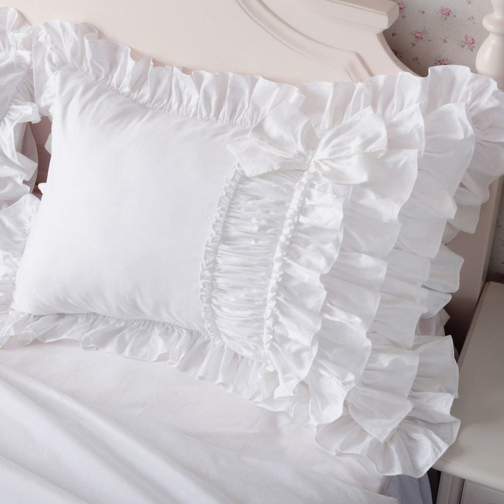 Ruched Pillow