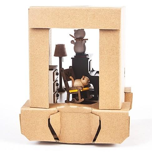 Cats Music Box