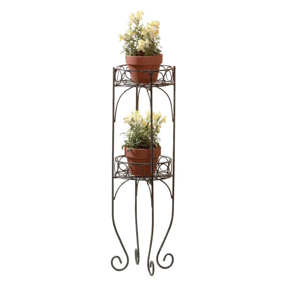 wrought iron plant stands wrought iron plant stand 11028